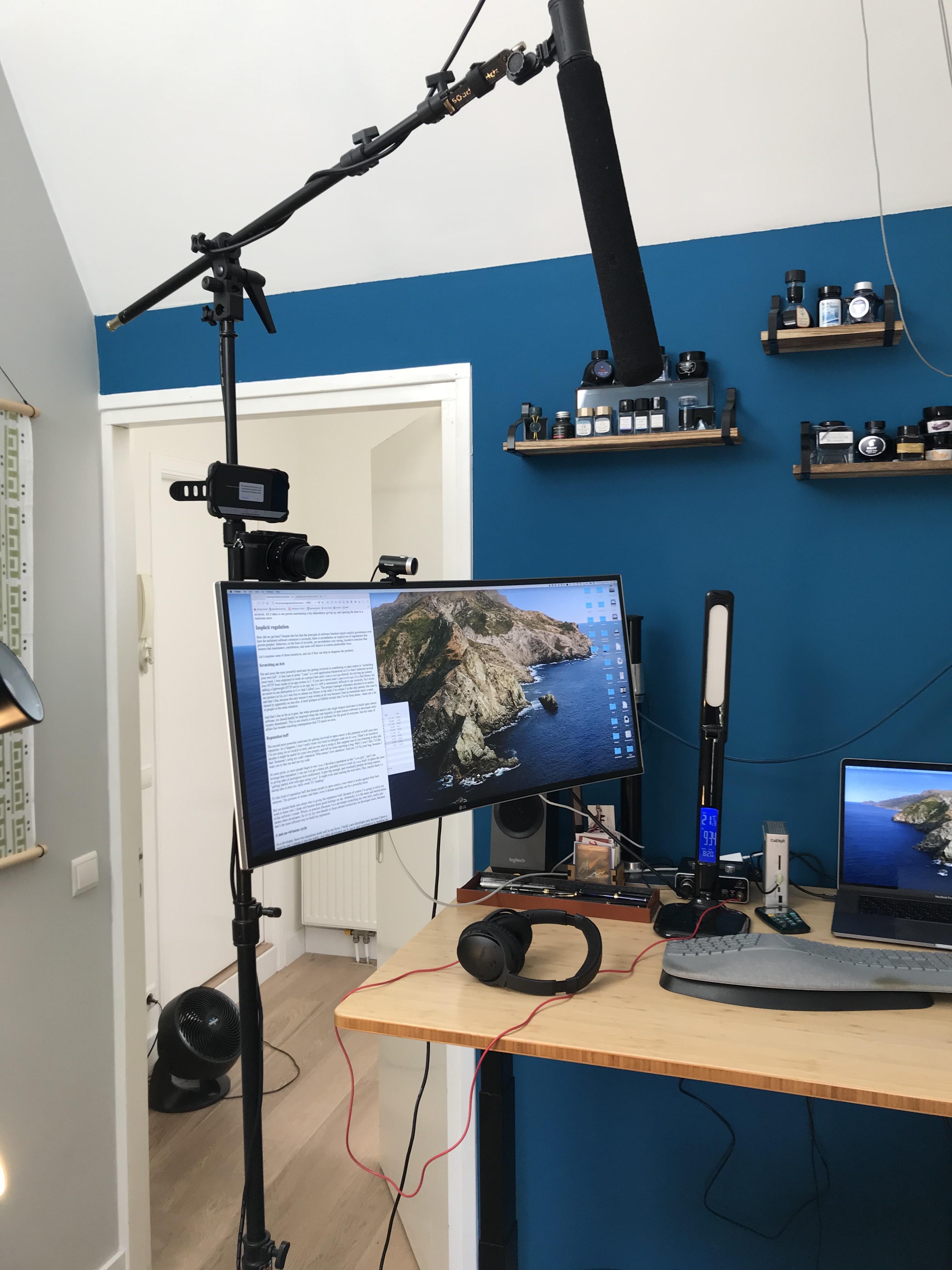 My A/V setup